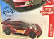 Spectraflame C7.R Target Red Ed (2019)