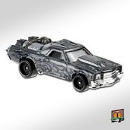 2020 Hot Wheels Custom '71 El Camino right