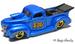 40 ford pickup blue 2011