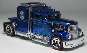 Convoy classic blue