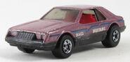 Hot Wheels - Mustang S.V.O