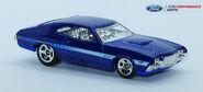 72' Ford gran torino sport (978) Hotwheels L1230766