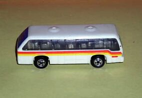 Rapid Transit Blue Tampo