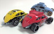 Custom VW Beetles. By 1stEd.4
