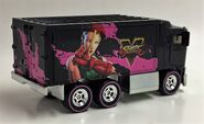 Hiway Hauler Street Fighter Rear Pers 1