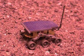 Mars Rover Sojourner - 05432ff