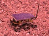 NASA's Mars Rover Sojourner