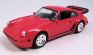 Porsche 930 turbo red collectibles2