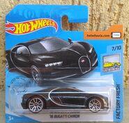 2020 Factory Fresh - 07.10 - '16 Bugatti Chiron 01