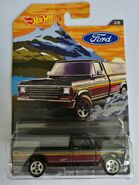 79 Ford card