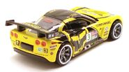 CorvetteC6R SM yellowrear