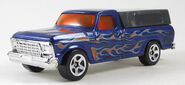 G15 Hot Wheels 1979 Ford F-150 Pickup Truck 2007 Collector's Case M3147 (1)