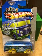 HW City Surfin' School Bus