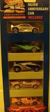 25th Anniversary Dream Car 5 pack
