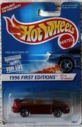 Hot Wheels Mustang GT 1996 First Editions