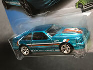 2019 Hot Wheels '92 Ford Mustang carded front