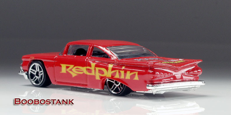 59 Chevy Bel Air Hot Wheels Wiki Fandom Powered By Wikia