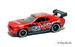 Dodge challenger drift car red