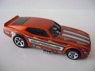 Mustangfunnycar