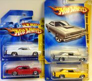 69 Coronet Superbee Color & Card Variations