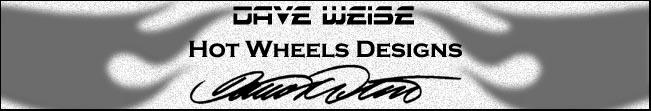 Dave Weise Header
