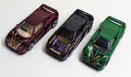 Zender Fact. 3 cars. Topvue