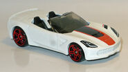 14' Corvette Stingray (4500) HW L1190184