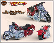 2012 New Models Harley-Davidson Fat Boy 30-247