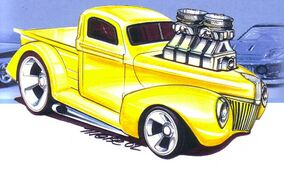 41 Ford Dave W
