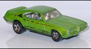 69' Pontiac GTO (3828) HW L1170116