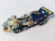 Musha Motors Race Car side