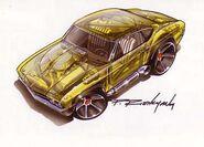 69 Chevelle XRay PhiR