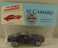 7th Collectors Nationals 67 Camaro NewsLetters purple2