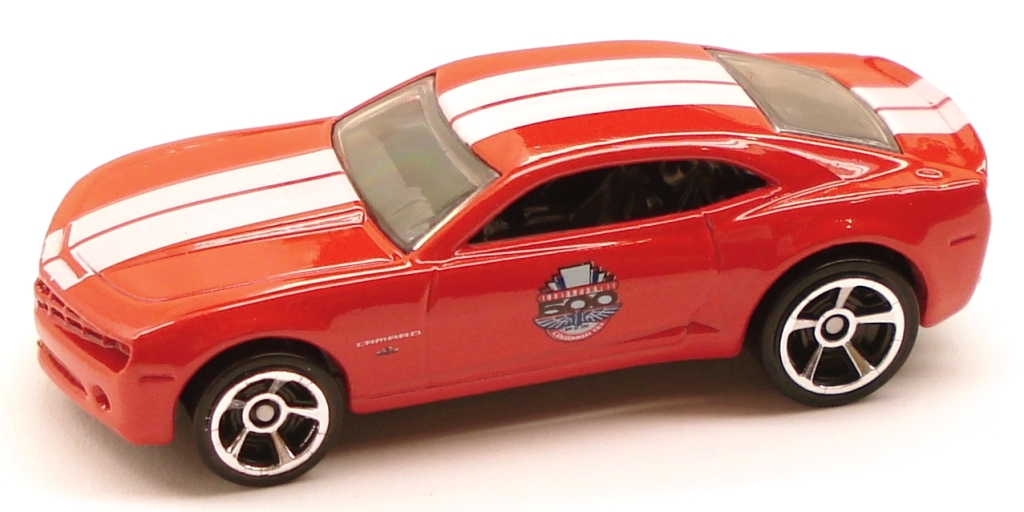 Hot wheels chevy camaro concept