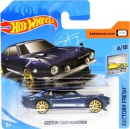 Custon Ford Maverick - FJY18 Card