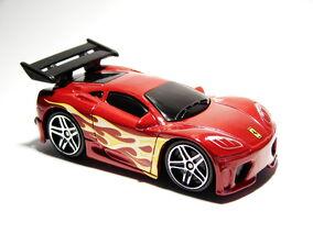 Ferrari 360 Modena Tooned 04