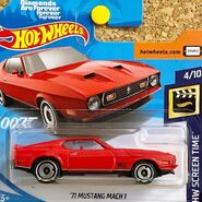 '71 Mustang March 1 - FYC92 - Card