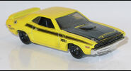 71' Dodge Challenger (3712) HW L1160633