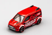 CFK512 - Hot Wheels Ford Transit Connect-4