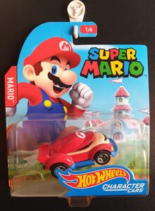 Character Cars Super Mario 1 of 6