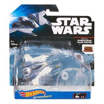 Hot Wheels Star Wars Starships Boba Fett/'s Slave I Vehicle Mandalorian Ship