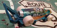 HW CARBONATOR Holiday hot rods BLUE
