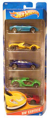 HW Exotics 5-Pack 2011 copy