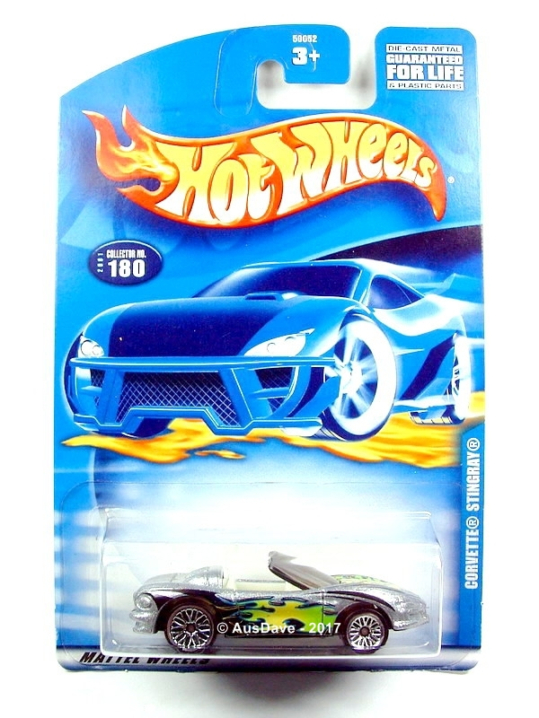 Corvette Stingray III | Hot Wheels Wiki | FANDOM powered ...