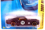 003a - 2008 New Model 65 Mustang Fastback-black