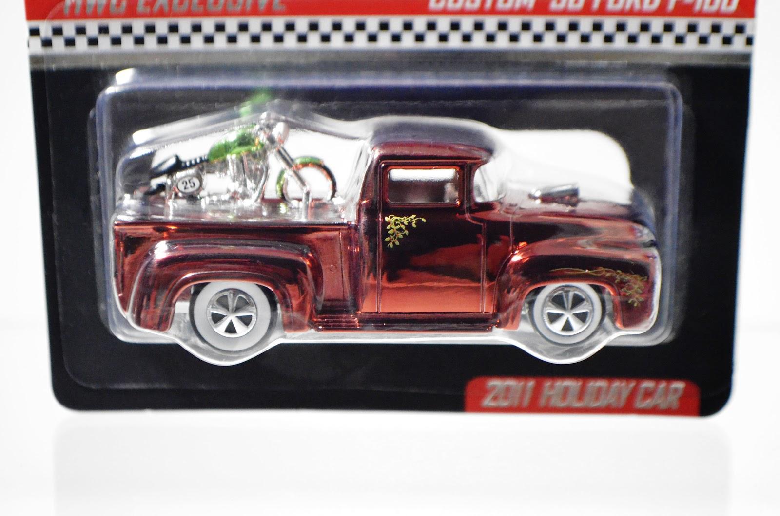 Image 2011 56 Custom Ford Truck Rlc Holiday Car Jpg Hot Wheels