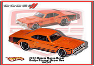 2012 Muscle Mania-Mopar Dodge Coronet Super Bee
