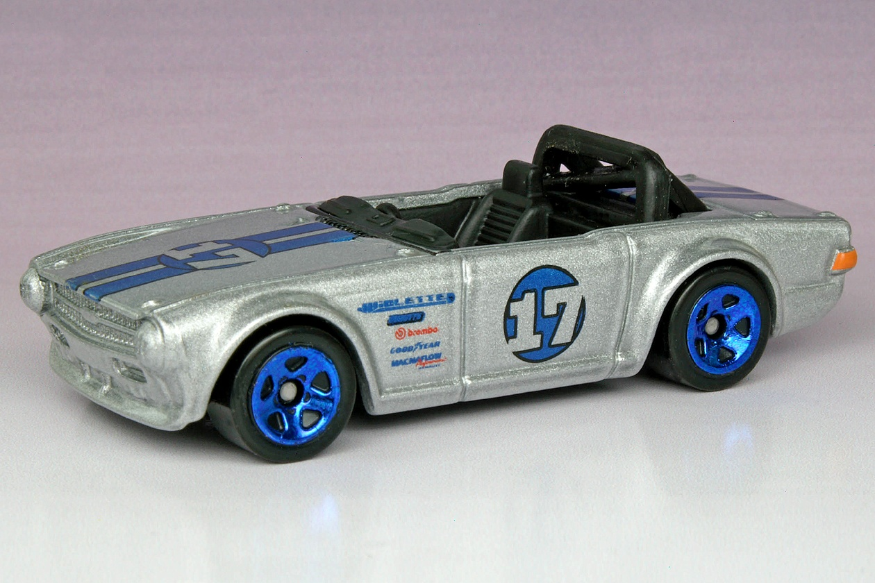 Triumph TR6 | Hot Wheels Wiki | FANDOM powered by Wikia