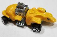 2011 Ratmobile Color Shifter Hypercolor Hot yellow