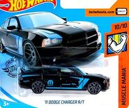 2019 Hot Wheels '11 Dodge Charger RT 2nd color
